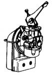 302000007CR, Карбюратор Oleo-Mac H190