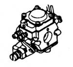 Карбюратор Oleo-Mac WT-477A 2318610R