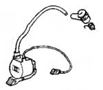 Катушка зажигания Oleo-Mac 52010001R