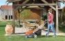 Аккумуляторная газонокосилка Oleo-Mac G 38 P Li-lon