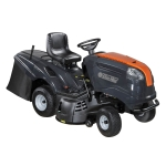 Садовый трактор Oleo-Mac OM 103/16 K