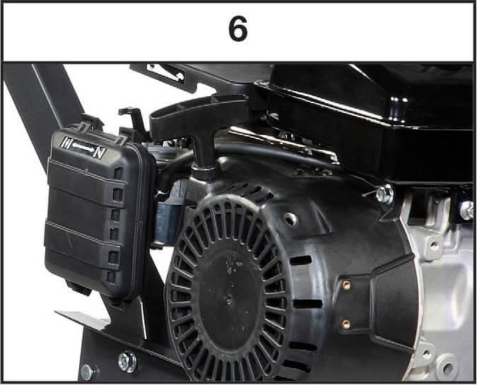 Культиватор Oleo-Mac MH 175 RK